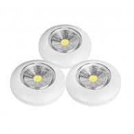 Светильник-фонарь Jazzway TS4-L1W*3 LED беспроводной (3x(3xAAA))
