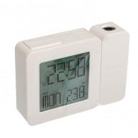 Часы электронные Oregon RM338P-W с проектором, белые