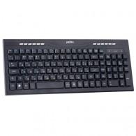 Клавиатура Perfeo Medium беспроводная черная (PF-8805)