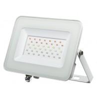 Прожектор светодиодный Jazzway PFL -30W RGB-RC/GR цветной с пультом