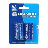 Батарейка Daewoo R6 BL 4/40/960