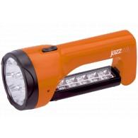 Фонарь Jazzway Accu2-L07/L12 (220v) LED оранж