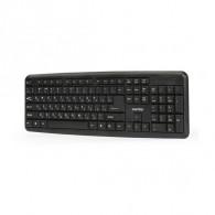 Клавиатура SmartBuy 112 USB черная (SBK-112U-K)