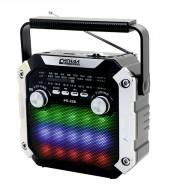 Радиоприемник Сигнал РП-228 (USB/SD/220V/2*АА,/акб 1200мА\ч/часы)