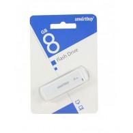 Флэш-диск SmartBuy 8GB USB 2.0 LM05 белый