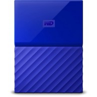 Жесткий диск HDD Western Digital 1Тb 2.5'' USB 3.0 My Passport синий