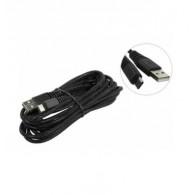Кабель USB- Type-C SmartBuy 3м 2А (iK-3130n) карбон