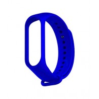 Ремешок для фитнес-браслета Mi3\Mi4 синий (103178)