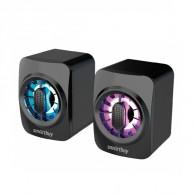 Колонки SmartBuy 2.0 SBA-4210 (6Вт) USB Mini MKII подсветка