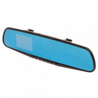 Видеорегистратор L6000 (зерскало,1280х720HD,120°,SD до 32Gb)