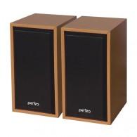 """Колонки Perfeo 2.0 """"Cabinet"""" дерево (2*3W) PF-84-WD"""