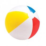 """Мяч надувной пляжный """"Цветной"""", D=51см (561628)"""