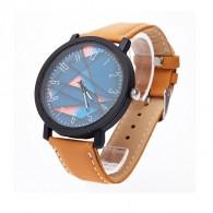 Часы наручные женские браслет кож.зам. (115277)