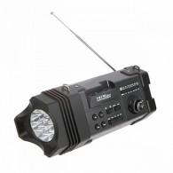 Радиоприемник Сигнал Vikend Sport (УКВ,USB,фонарь, акб,4*R20,220v)