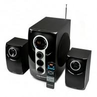 Колонки Nakatomi 2.1 GS-32 (60W, FM/SD/USB/Bluetooth/ПДУ)