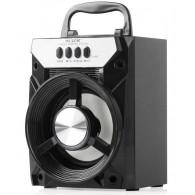 Колонка портативная MS-227BT (Bluetooth/USB /SD/FM) черная