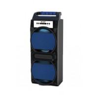 Колонка портативная MS-353BT (Bluetooth/USB /SD/FM) синяя