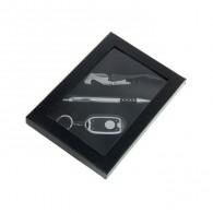 Подарочный набор (ручка+фонарик+открывалка) (864968)