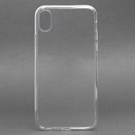 Чехол для iPhone XR силиконовый прозрачный (90032)