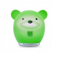 Колонка портативная Smartbuy Медвежонок (Bluetooth) 3Вт+ночник (SBS-600)