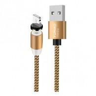 Кабель USB- lightning магнитный 1м Fumiko MC01 (2,4A)