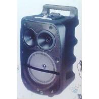 """Колонка портативная 8"""" SY1777 (Bluetooth/USB /microSD/FM) чер"""