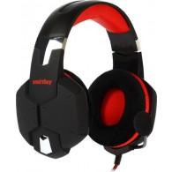 Наушники SmartBuy SBHG-2200 Viper игровые черно-крас