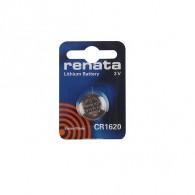 Батарейка Renata CR 1620 1/10/100