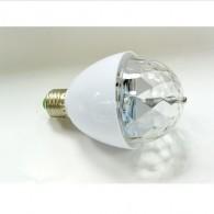 Диско-лампочка Е27 RGB