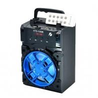 Колонка портативная KTS-1069B (USB\microSD\Bluetooth) синяя