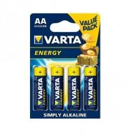 Батарейка Varta LR6 Energy BL 4/80