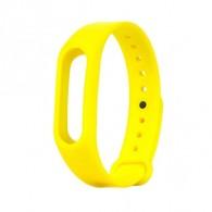 Ремешок для фитнес-браслета Mi2 желтый (83790)