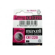 Батарейка Maxell CR1220 BL 1/10