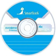 SmartTrack DVD+RW 4.7Gb 4x bulk 1/100