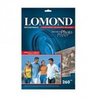 Бумага Lomond суперглянцевая A4, 260 г /20л ''Премиум'' (1103101) /32