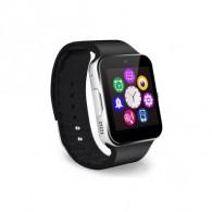 Smart-часы GT08 мужские серебр