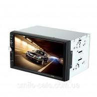 """Автомагнитола 2 дин 7"""" (AVI,MP3, bluetooth, microSD) 7012B"""