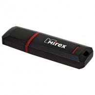 Флэш-диск Mirex 8Gb USB 2.0 KNIGHT черный