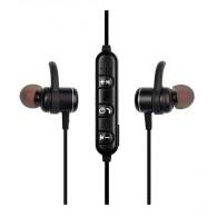 Гарнитура Bluetooth Sport T1 (вакуумные наушники)