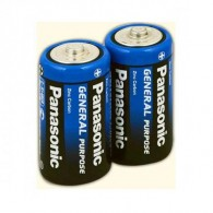 Батарейка Panasonic R14 sh 2/24/480