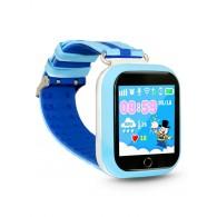 Smart-часы Ginzzu GZ-503 детские с GPS трекером голубые