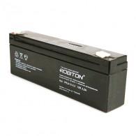 Аккумулятор для бесперебойника Robiton 12V 2,2Ah