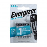 Батарейка Energizer LR03 Max Plus BL 4/48