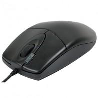 Мышь A4tech OP-620D USB проводная черная
