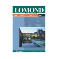Бумага Lomond матовая A4, 160г /100 листов (0102005)/12