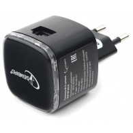 Усилитель Wi-Fi сигнала Gembird WNP-RP-004 300Мбит черный