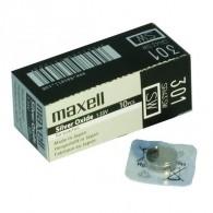 Батарейка Maxell SR 43 SW (301) BL 1/10