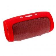 Мини-колонка CH Mini 3+ (Bluetooth\MicroSD) с функцией Power Bank красная