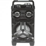 Колонка портативная MEIRENDE MA-114 (Bluetooth/USB) черная