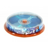 SmartBuy DVD+R 4.7Gb 16x Cake box /10